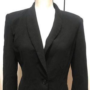 Liz Claiborne Black Blazer Size 6